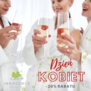 Dzień Kobiet w Innocence Wellness & Spa Legnica.